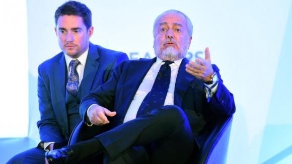 Босът на Наполи се извини след фиаското в Генуа