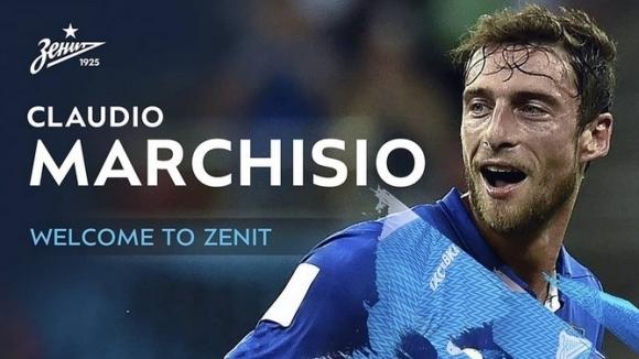 Официално: Клаудио Маркизио избра Зенит