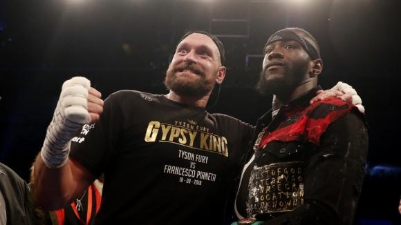 Уайлдър: Аз, Ортиз и Фюри сме кралете на бокса