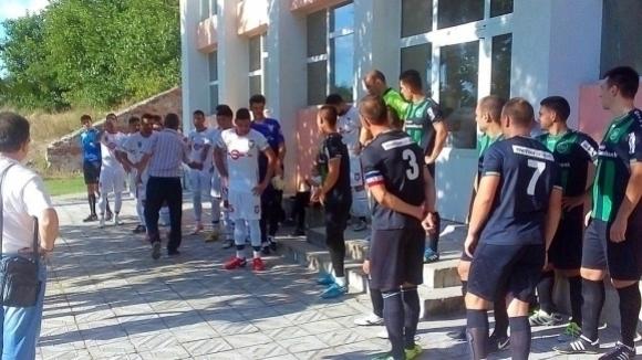 Атлетик (Куклен) на победа от официален мач с Левски