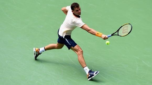 Григор Димитров гарантирано ще се изкачи в световната ранглиста