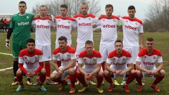 Националният отбор по футбол за аматьори ще играе контрола с Беласица