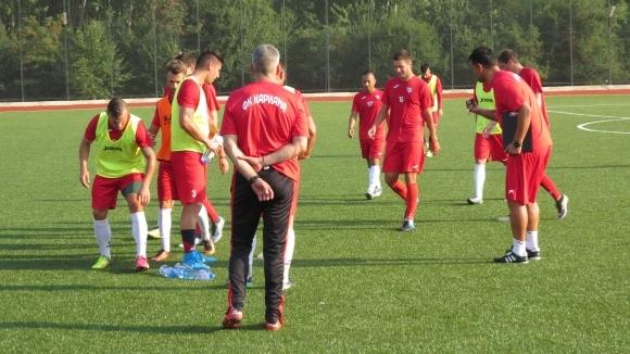Двама футболисти на Кариана под въпрос за контролата с Литекс