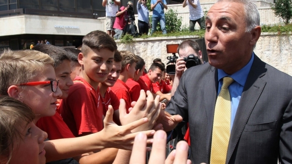 Стоичков за отсъствието на Гризман от призовата тройка на ФИФА: Нещо намирисва