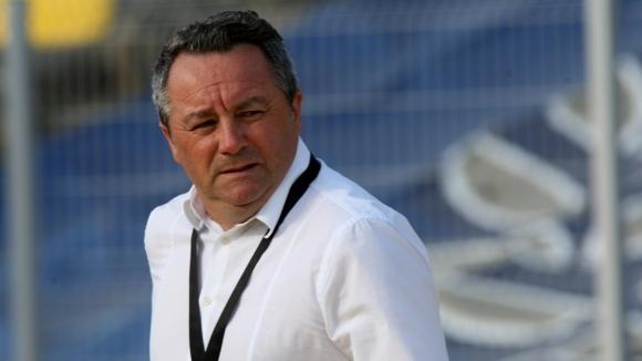 Феновете на Левски се срещат със Славиша Стоянович