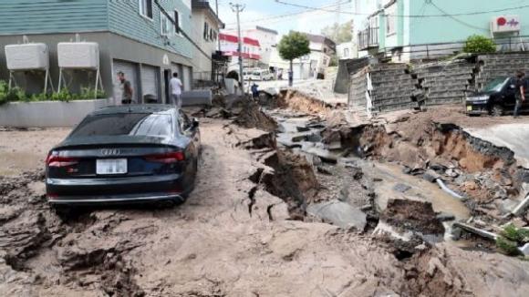 Япония отказа контролата с Чили след поредната природна стихия