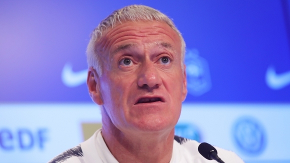 Дешан е разочарован от избора на кандидати за най-добър играч на ФИФА
