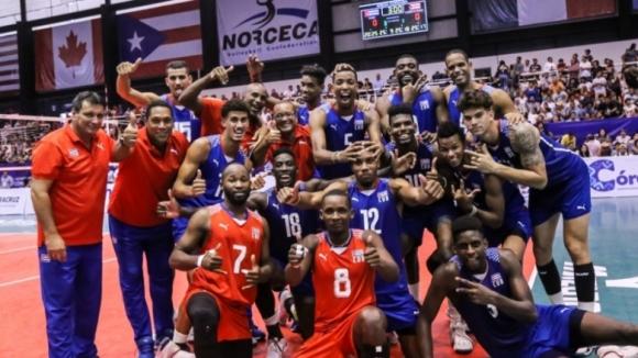 Куба спечели бронза на Панамериканската купа