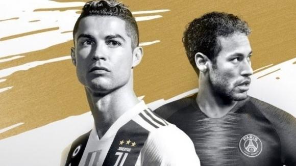 Представиха част от най-добрите футболисти във FIFA 19 (снимкa)