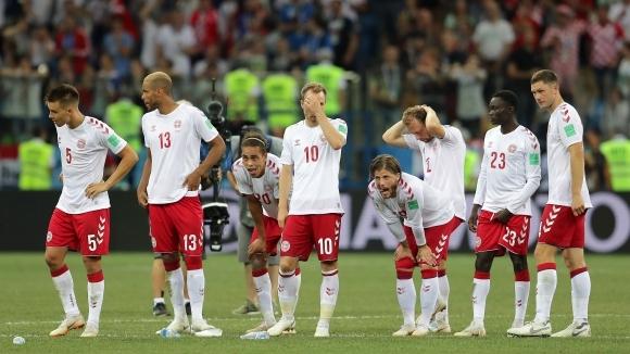 Без мачове в датската втора дивизия заради хаоса в националния тим
