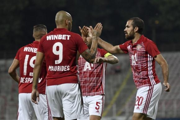 ЦСКА-София приключва селекцията със свободен агент