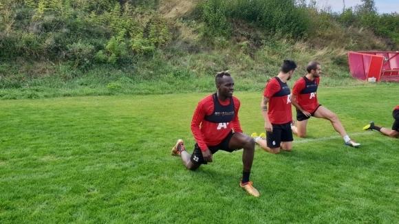 Най-новото попълнение на ЦСКА-София дебютира в Монтана
