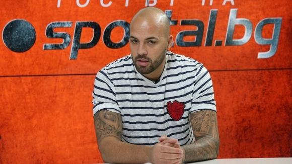 Ники Михайлов: Няма нищо черно на бяло, продължавам да тренирам индивидуално