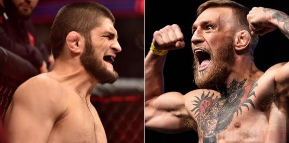 Кой ще спечели голямата битка в UFC Конър срещу Хабиб? Вижте прогнозата на Майк Тайсън