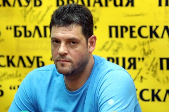 Пламен Константинов ще говори пред медиите преди старта на Мондиал 2018