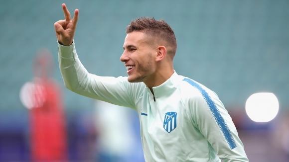 Юнайтед задейства червената лампичка в Атлетико