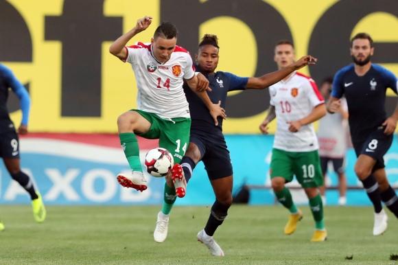 Карабельов: Не мисля, че французите са по-добри футболисти от нас