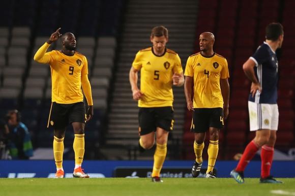 Белгия изнесе футболна лекция на Шотландия