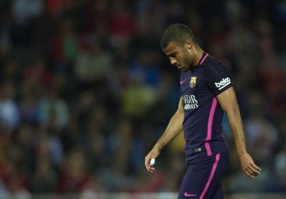 Рафиня отказва да преподпише с Барселона