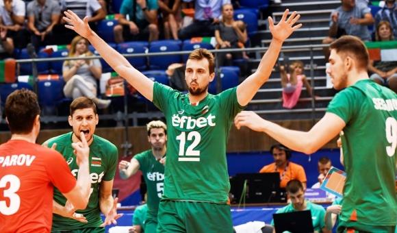 България стартира с огромни надежди на Мондиал 2018