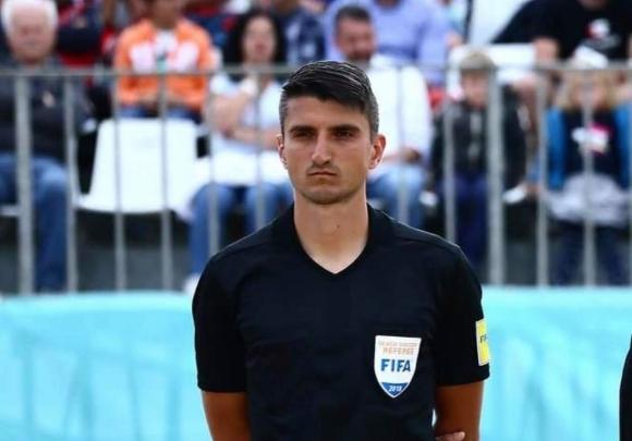 """Още престиж за плажния ни футбол! Български съдия ще свири малкия финал в Дивизия """"А"""" на ЕВРОлигата"""