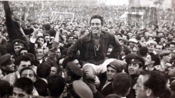 70 години от първата титла на ЦСКА