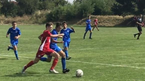 Юношите на ЦСКА-София не успяха да победят Черноморец