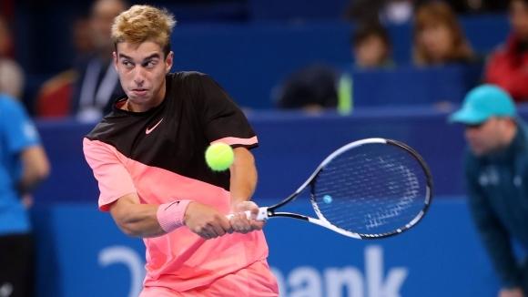Адриан Андреев спечели финала на двойки на юношеския US Open