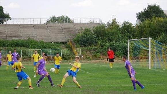 Хитрино вилня и вкара 7 гола на Волов (Шумен)