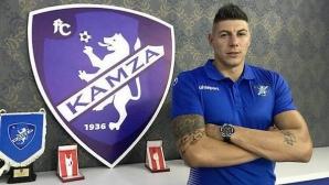 Марио Кирев ще играе в Албания