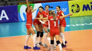 България игра силно, но загуби от Сърбия в първата контрола