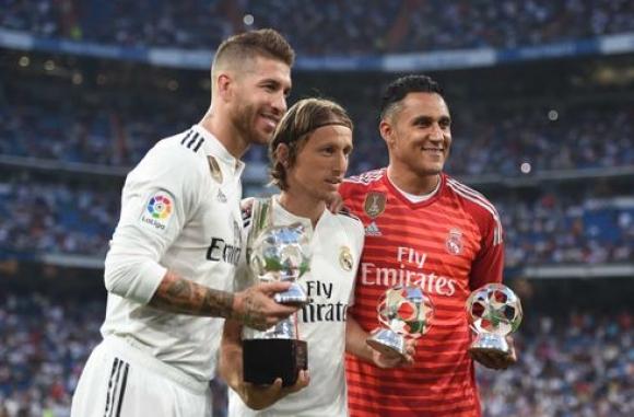 Серхио Рамос: Ще се радвам, ако Модрич спечели Златната топка