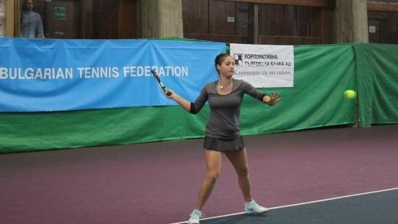 Габриела Михайлова се класира за основната схема във Варна