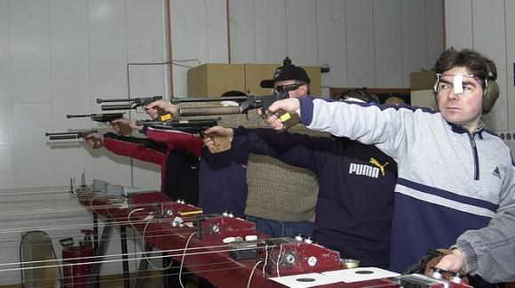 Стоян Пушков извън топ 50 в бързата стрелба