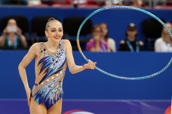 Силен старт на българските гимнастички на Световното в София