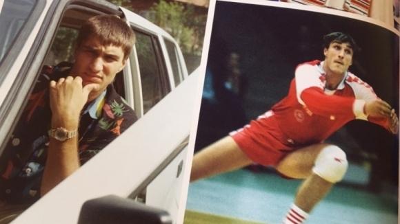 Историите на Любо Ганев: Защо удря шамар на съотборник
