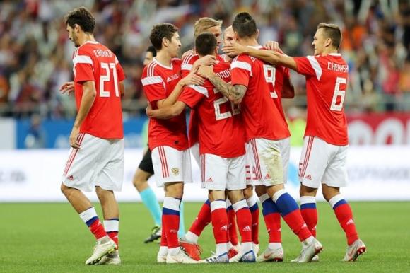 Русия развинти Чехия в Ростов