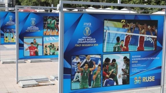 Смяна на движението в Русе заради волейболните звезди