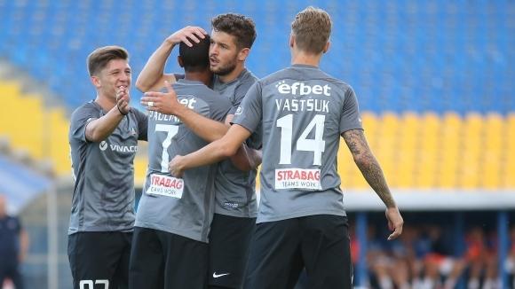 Левски обяви програмата до мача с Локо Пд