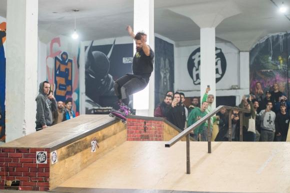 Международно състезание по кънки в София