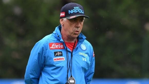Босът на Наполи: Анчелоти има нужда от време, Роналдо още е с 0 гола