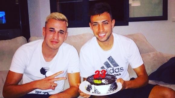 Играч на Барселона завърши рождения си ден с полиция