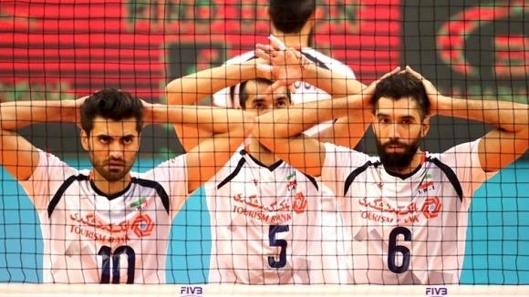 Иран загря за България с бърза победа (видео + галерия)