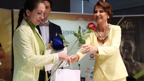 Илиана Раева награди български журналисти