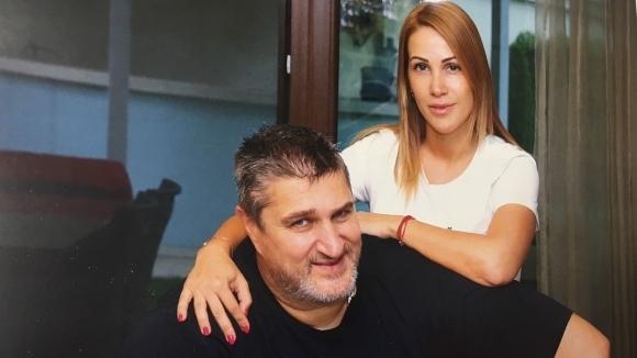 Приятелката на Любо Ганев трогва с мили думи, а той я предупреди за...
