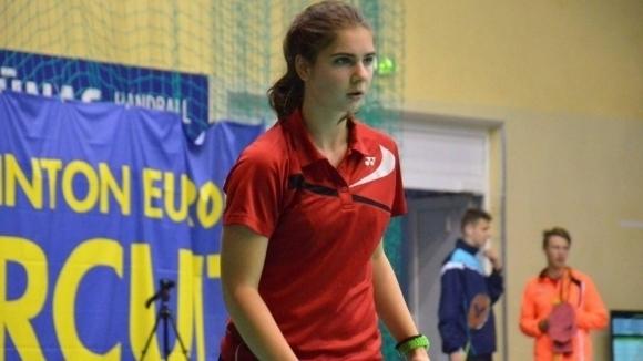 Трима българи с победи на ЕП по бадминтон за юноши
