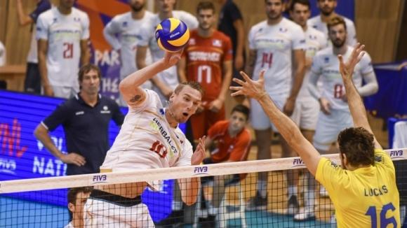 Франция без Кевин Льо Ру срещу олимпийските шампиони от Бразилия
