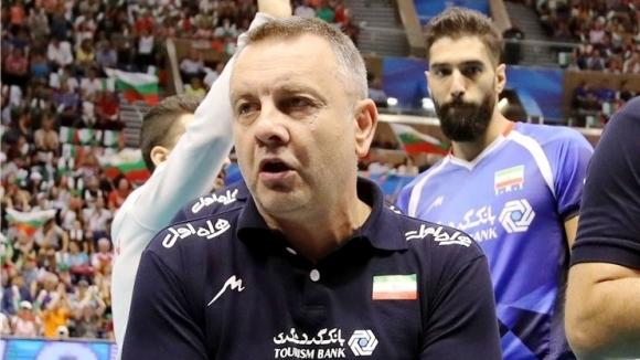 Игор Колакович: Благодаря на играчите си за търпението и победата