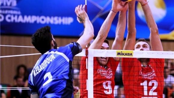 Милад Ебадипур: Публиката направи мачът невероятен