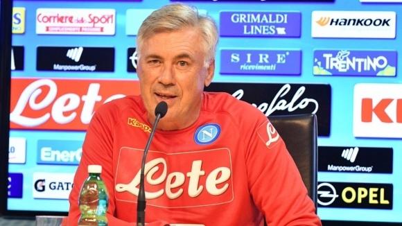 Анчелоти защити футболистите на Наполи